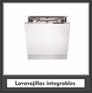 Lavavajillas integrables
