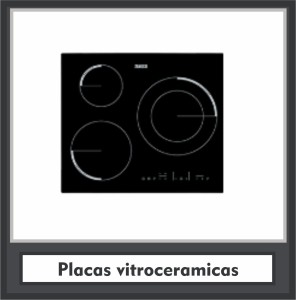 Placas vitroceramicas