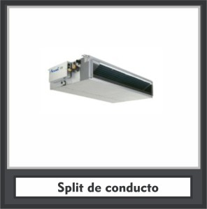 Split de conducto