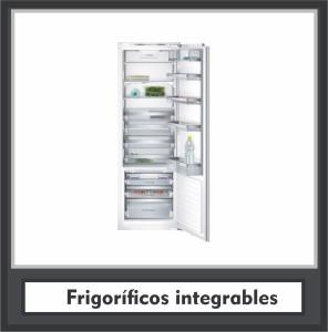 Frigoríficos integrables